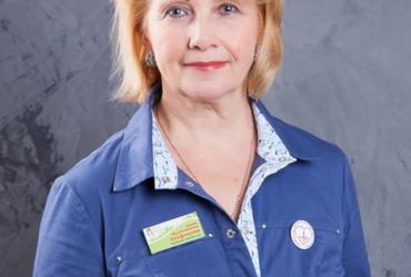 Агафонова Елена Валентиновна